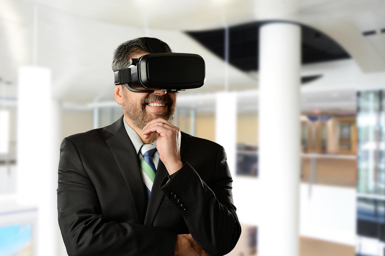 Virtual Reality Consultant